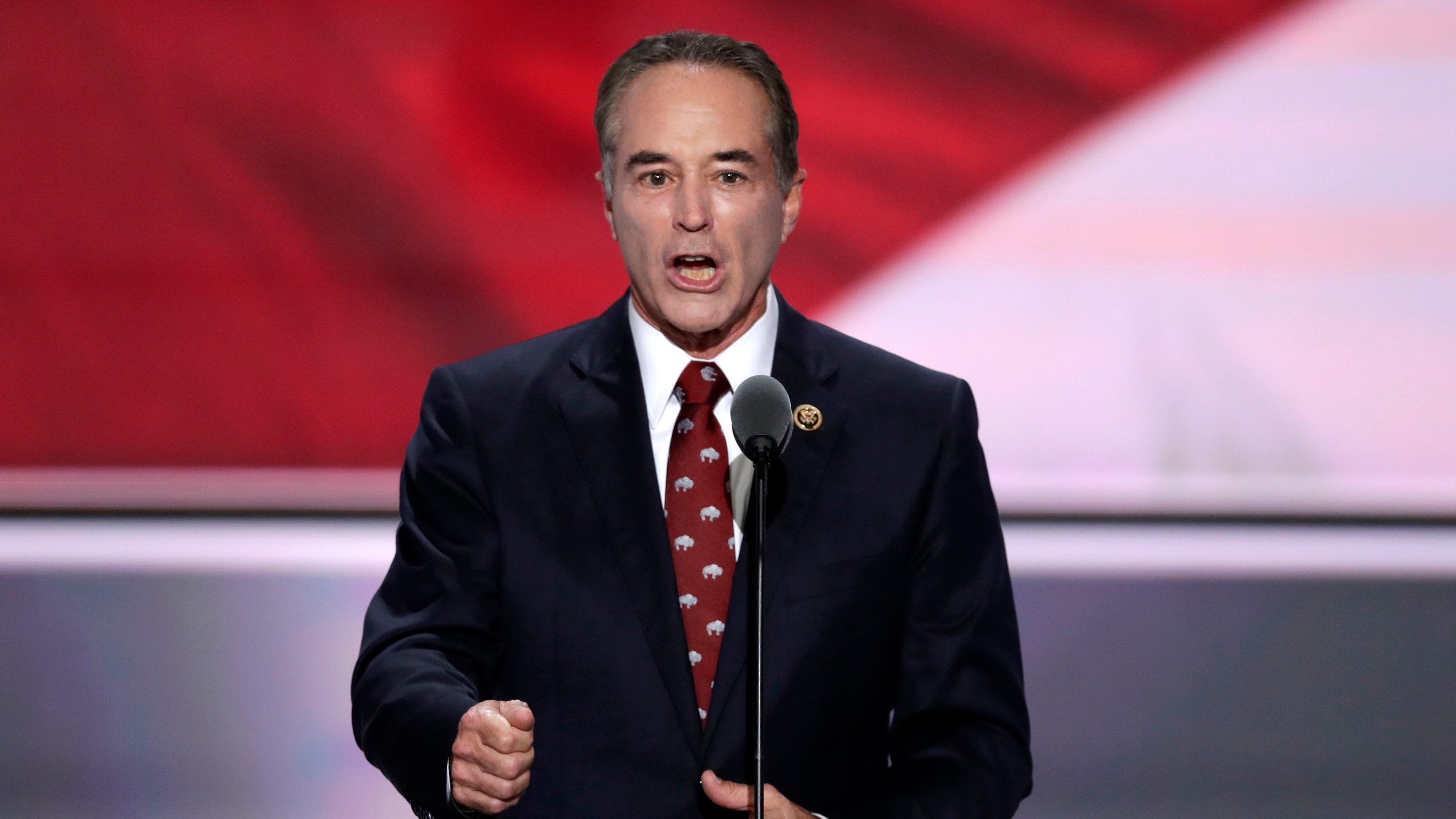 The stories making the most noise today: Rep. Chris Collins arrested and indicted; election takeaways for House Republicans; Virginia issues state of emergency. #TheShortList