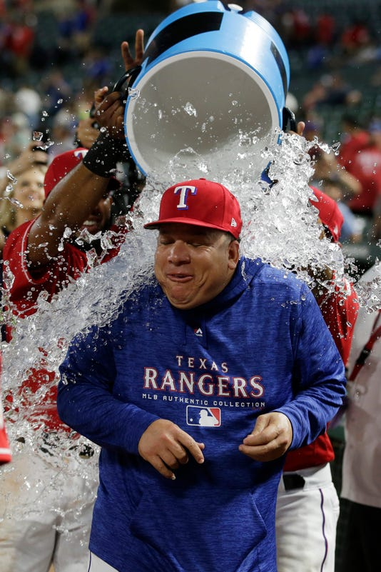 Mlb Seattle Mariners At Texas Rangers