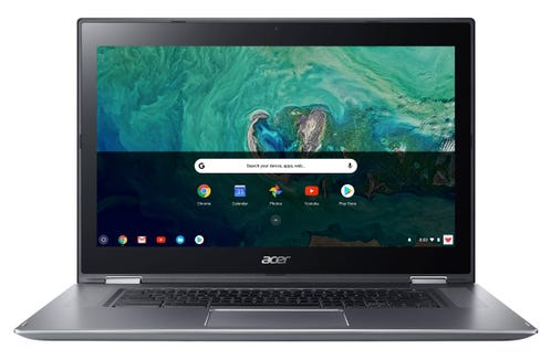 The Chromebook Spin 11
