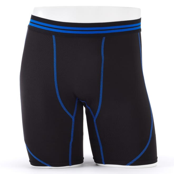 Tek Gear® Performance Compression Boxer Briefs from Kohl's.