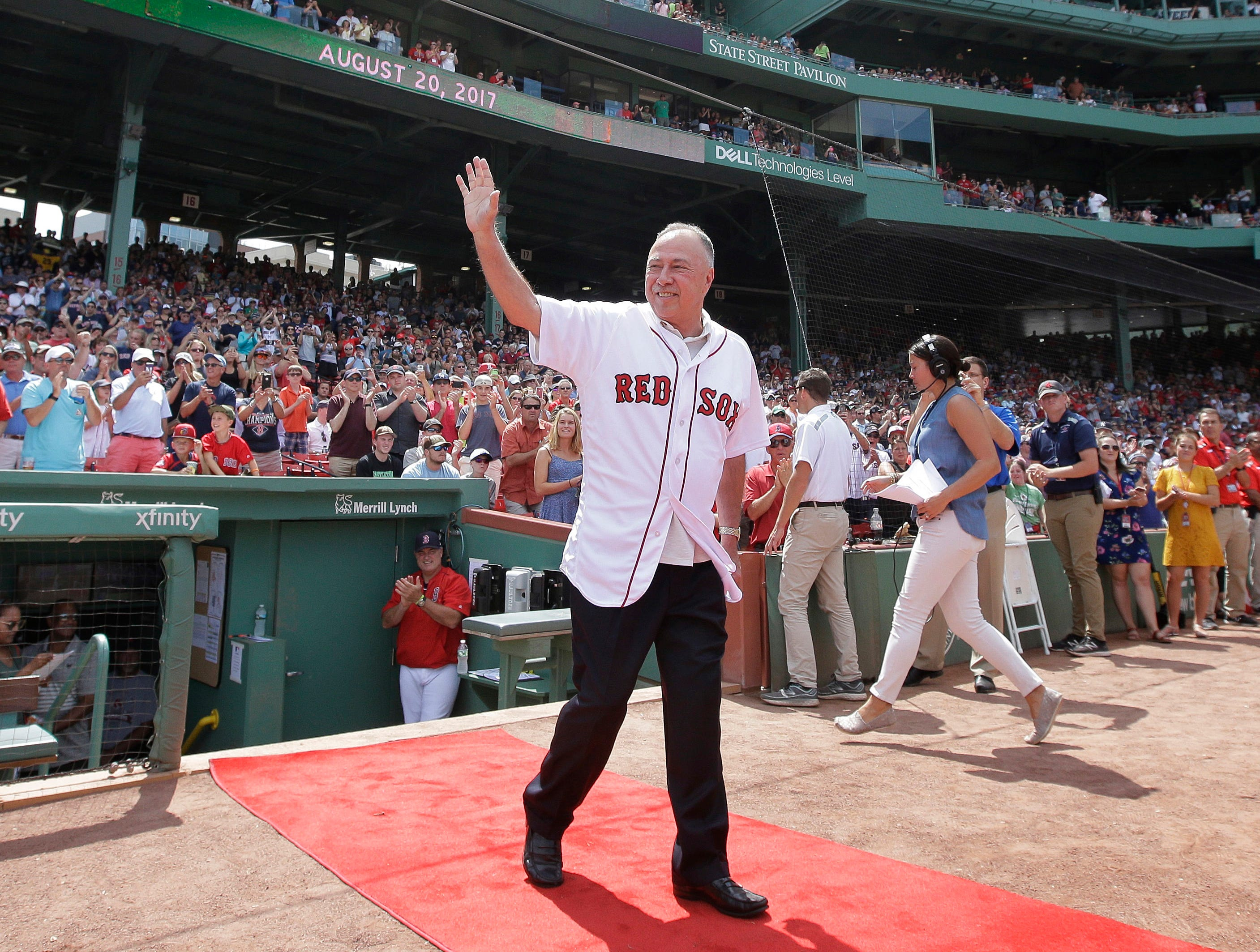 Red Sox broadcaster Jerry Remy faces another cancer diagnosis