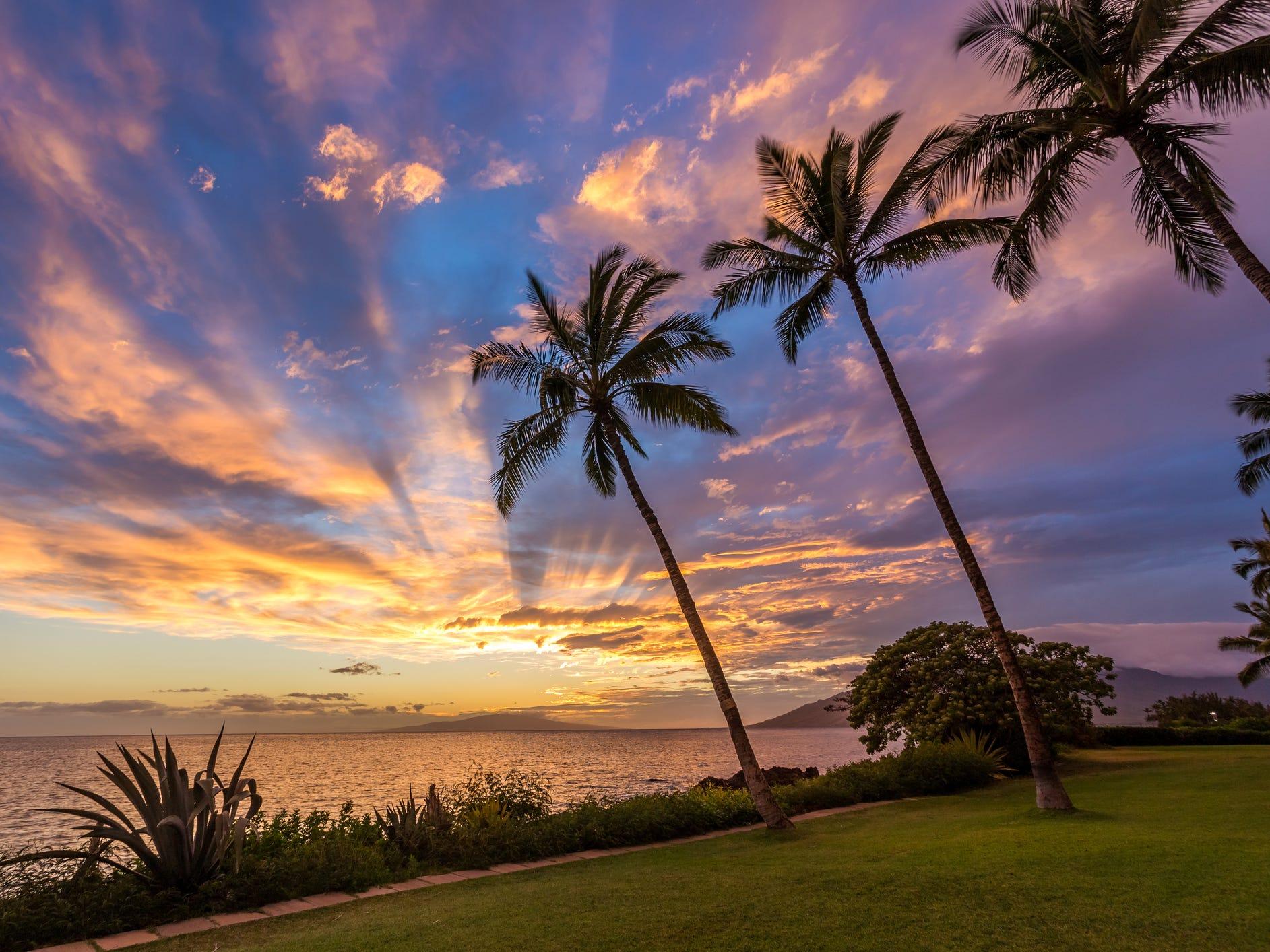 Magical Hawaiian Sky