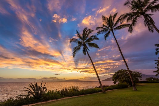 Magical Hawaiian Sky