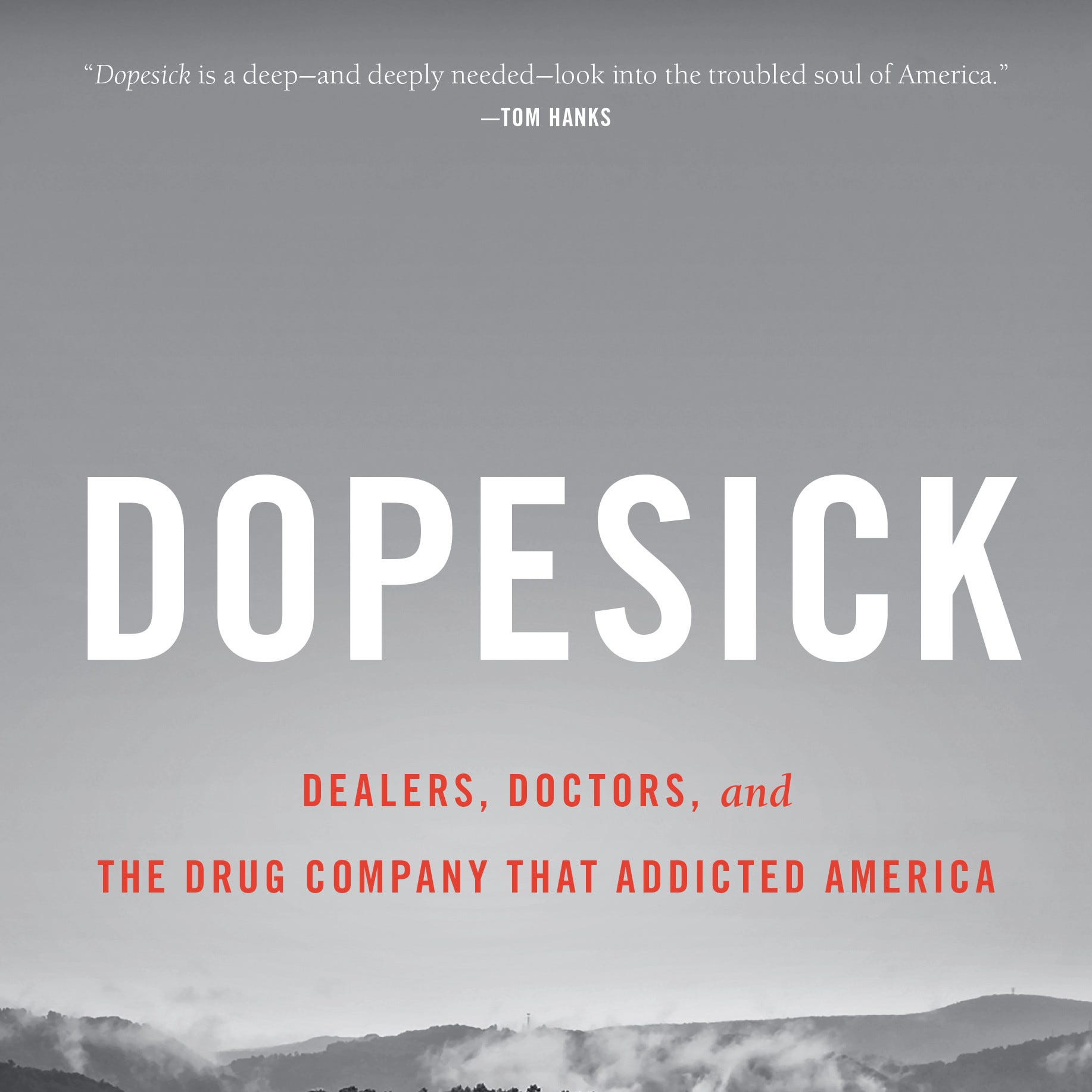Weekend picks for book lovers, including 'Dopesick,' a look at the opioid crisis