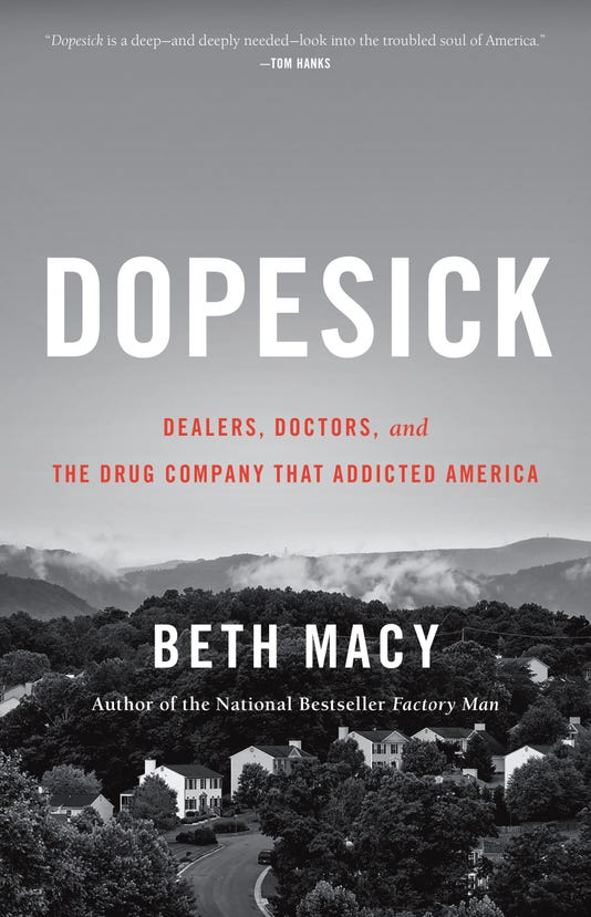 Macy Dopesick Hc