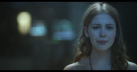 """Netflix's """"The Innocents,"""" starring Sorcha Groundsell, premieres Friday."""