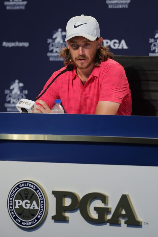 2018-8-8 tommy fleetwood
