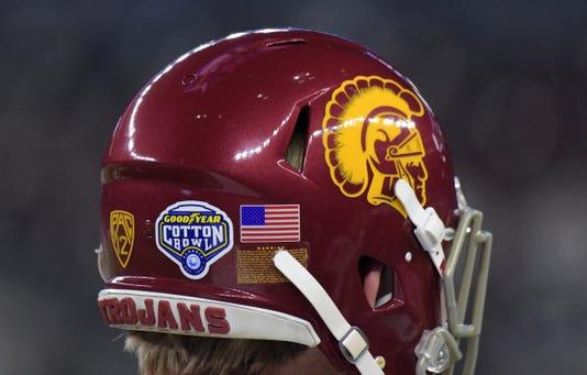 Ncaa Football Cotton Bowl Ohio State Vs Southern California