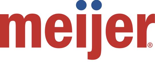 Meijer store logo