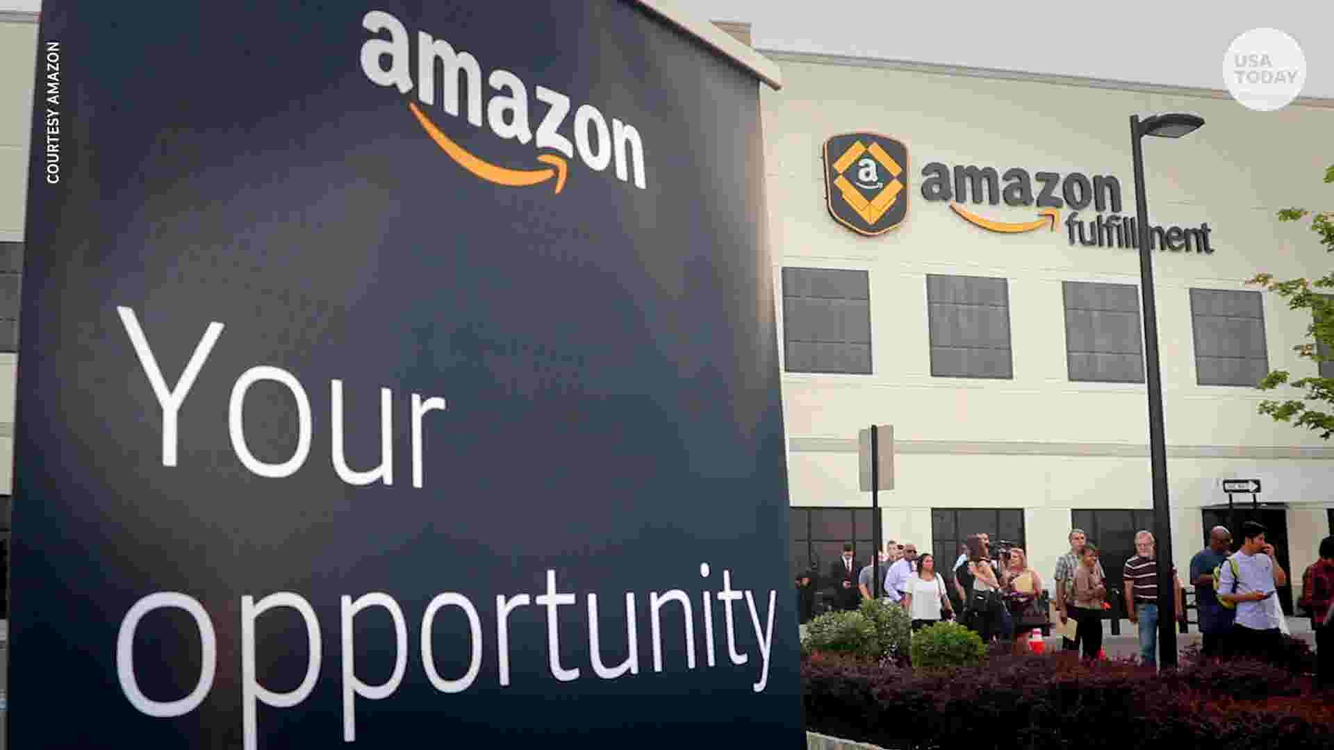 Want to work from home? Amazon is hiring