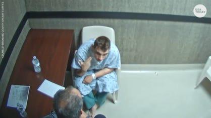 Watch Florida school shooting suspect Nikolas Cruz's police