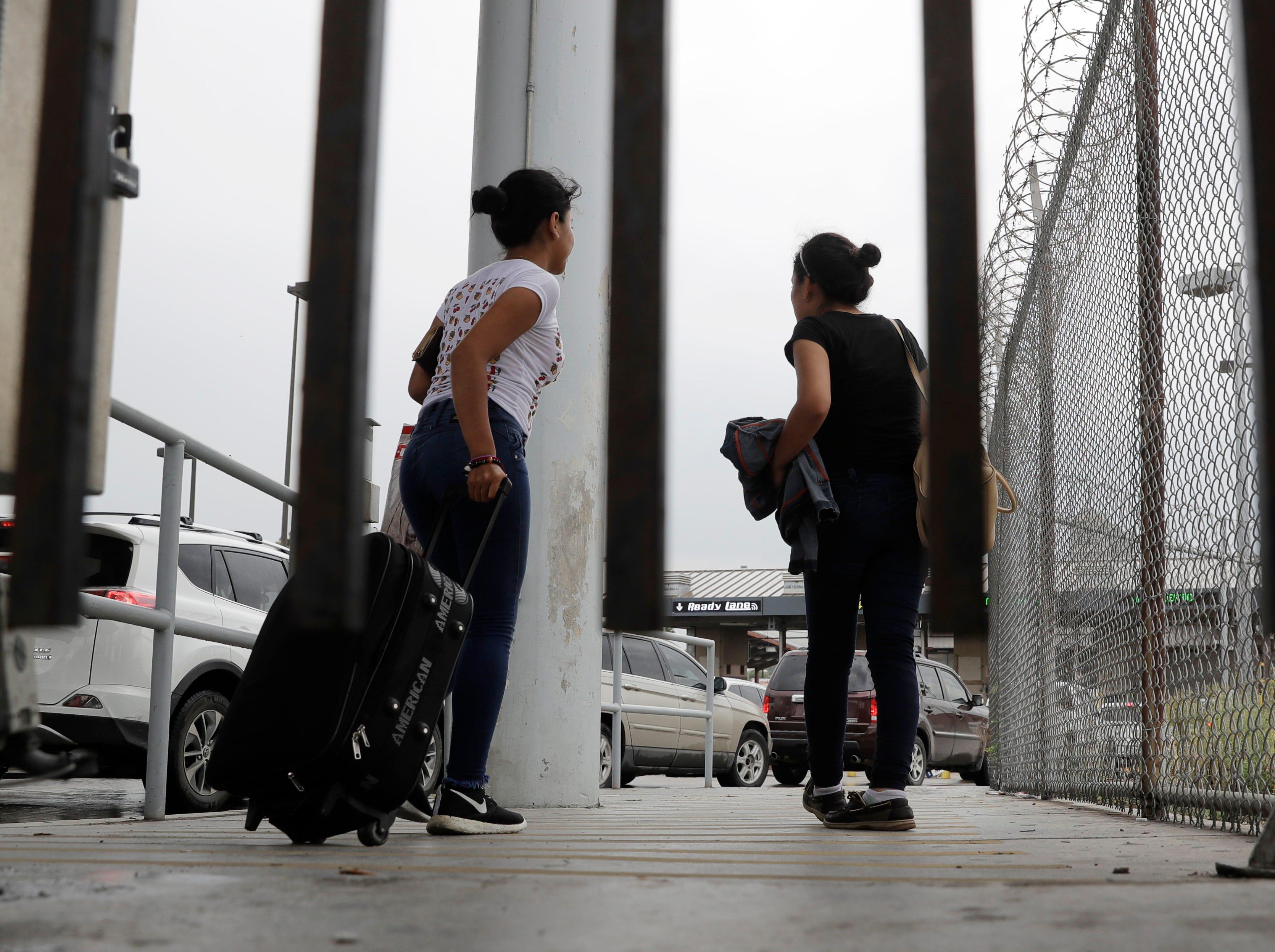Ap Immigration Denying Asylum A File Usa Tx