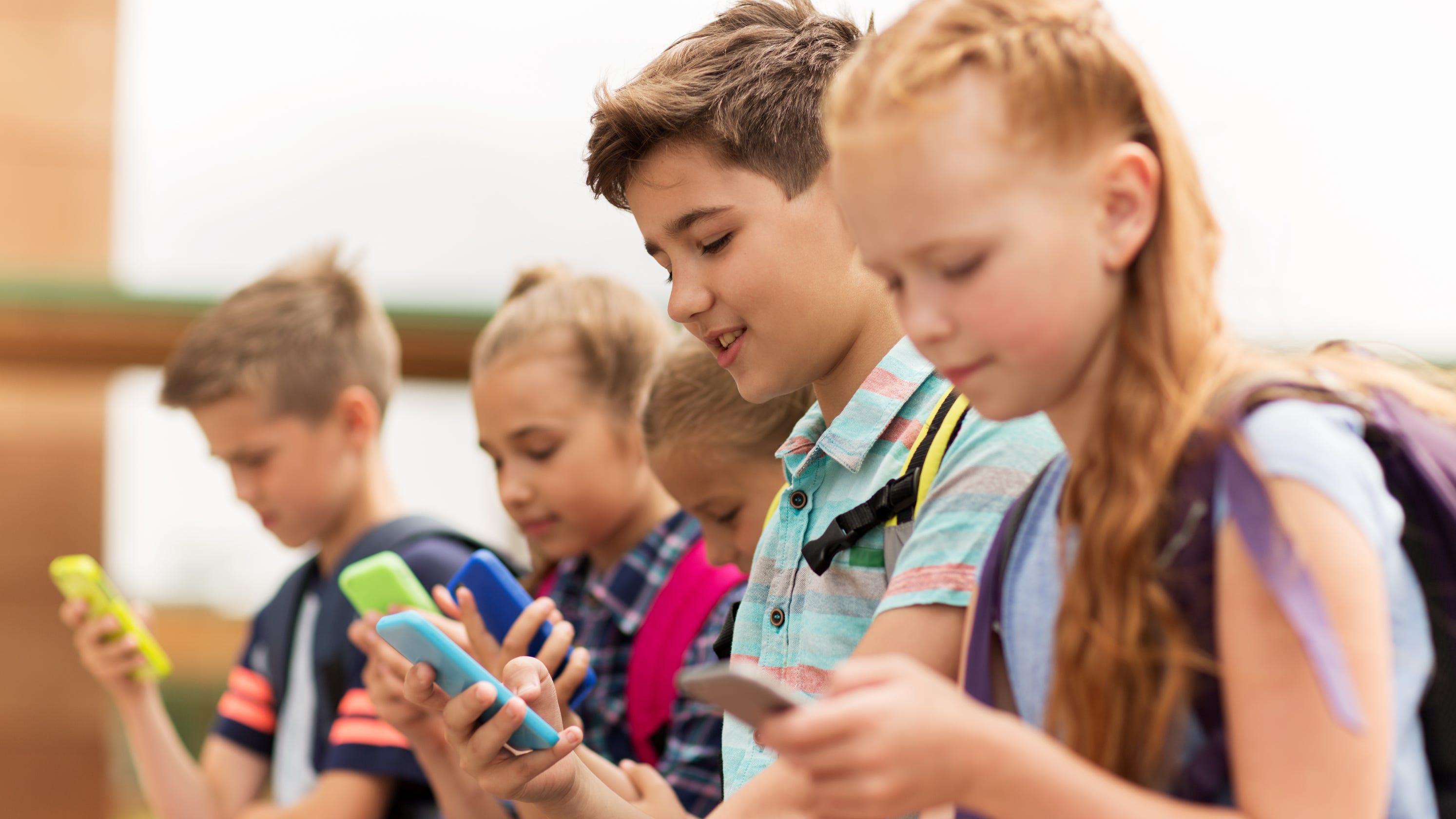 Too much screen time for kids can lead to poor health, American Heart Association says