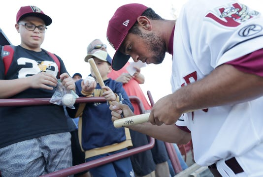 Apc Timber Rattlers Rehab Starts 005 071818 Wag