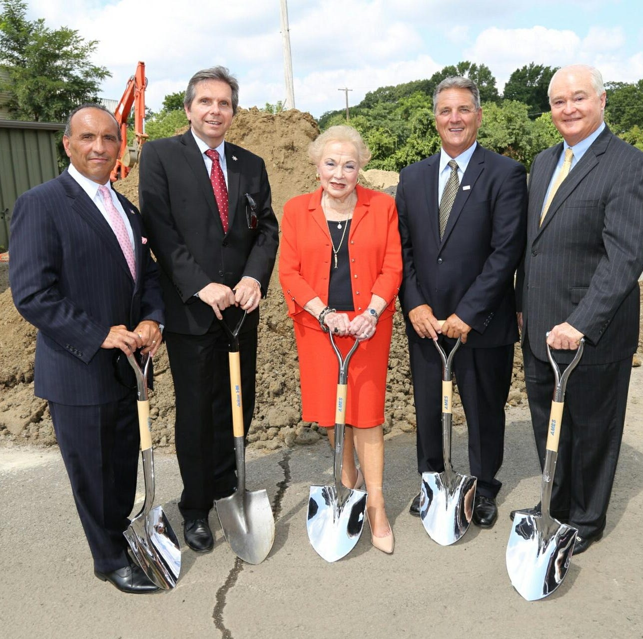 Construction starts on Monmouth County homeless shelter in Oceanport