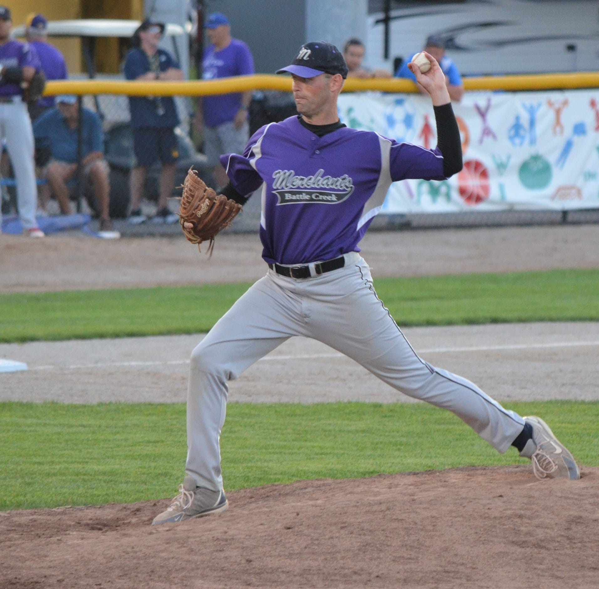 Battle Creek Merchants fall short against defending champs in NABF World Series opener