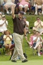 2009 champion R.W. Eaks.