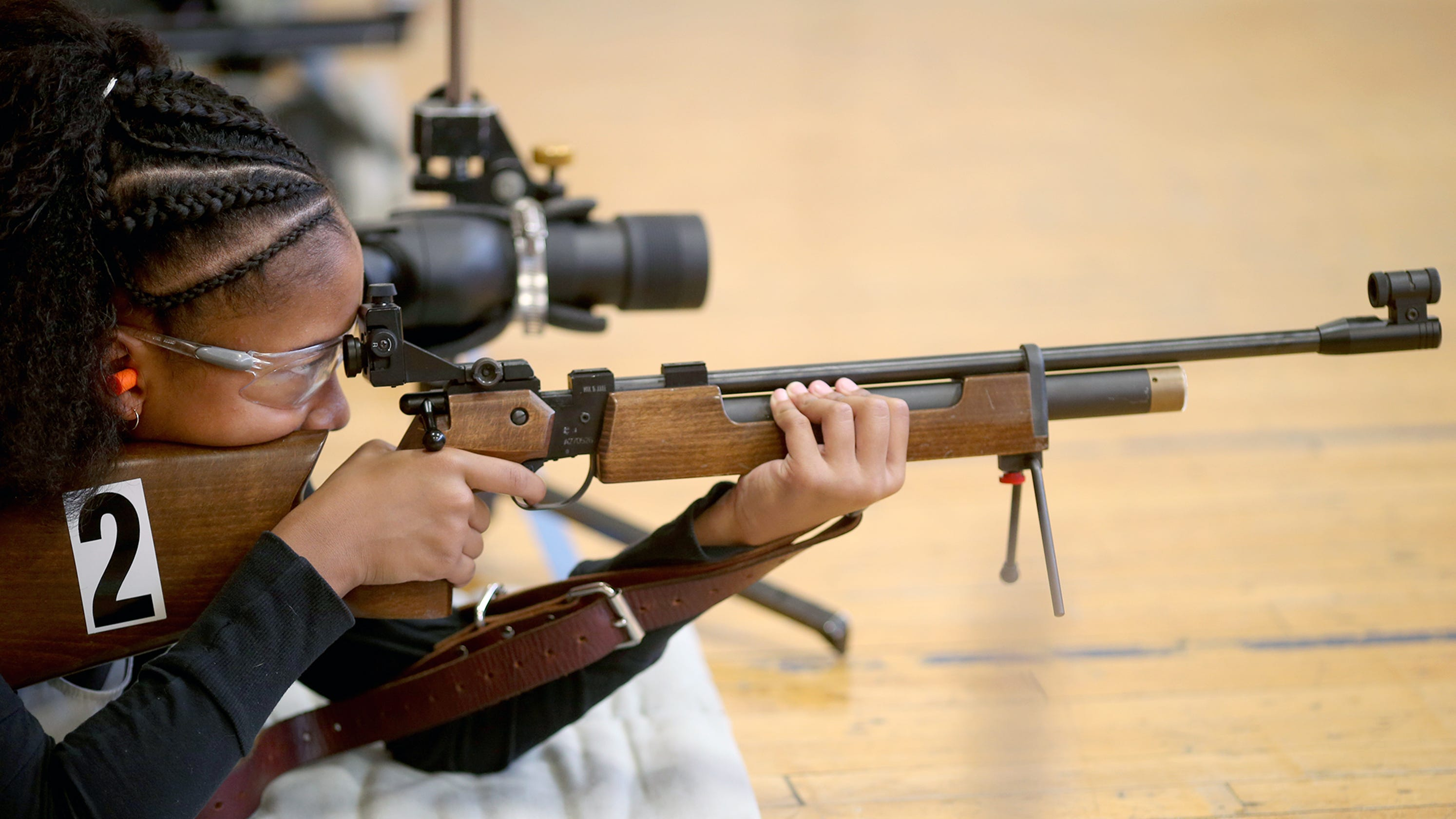 kitsap marksmanship camp aims to teach youth gun safety