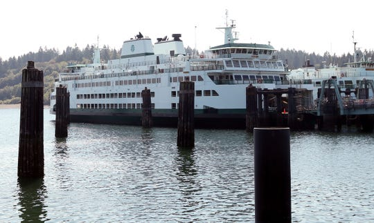 The Suquamish cost $122 million and can carry 144 cars and 1,500 passengers.