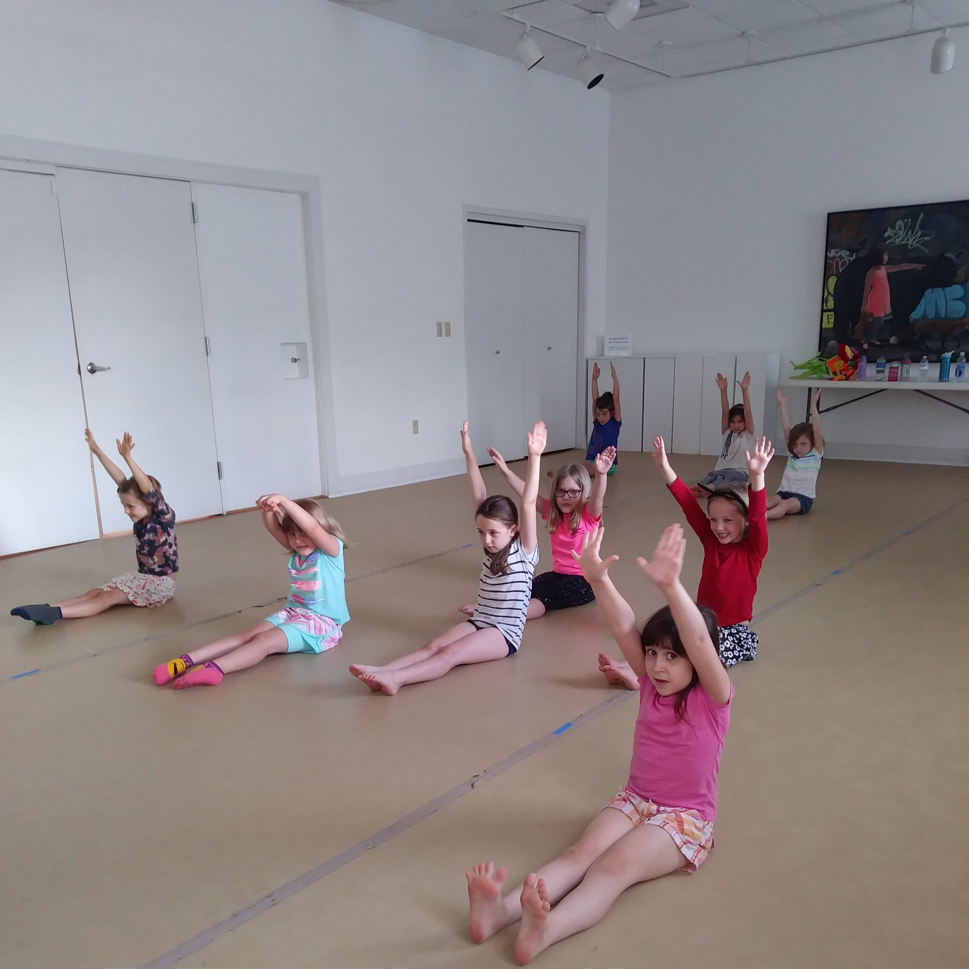 Back to school means back to dance at Black Mountain Center for the Arts