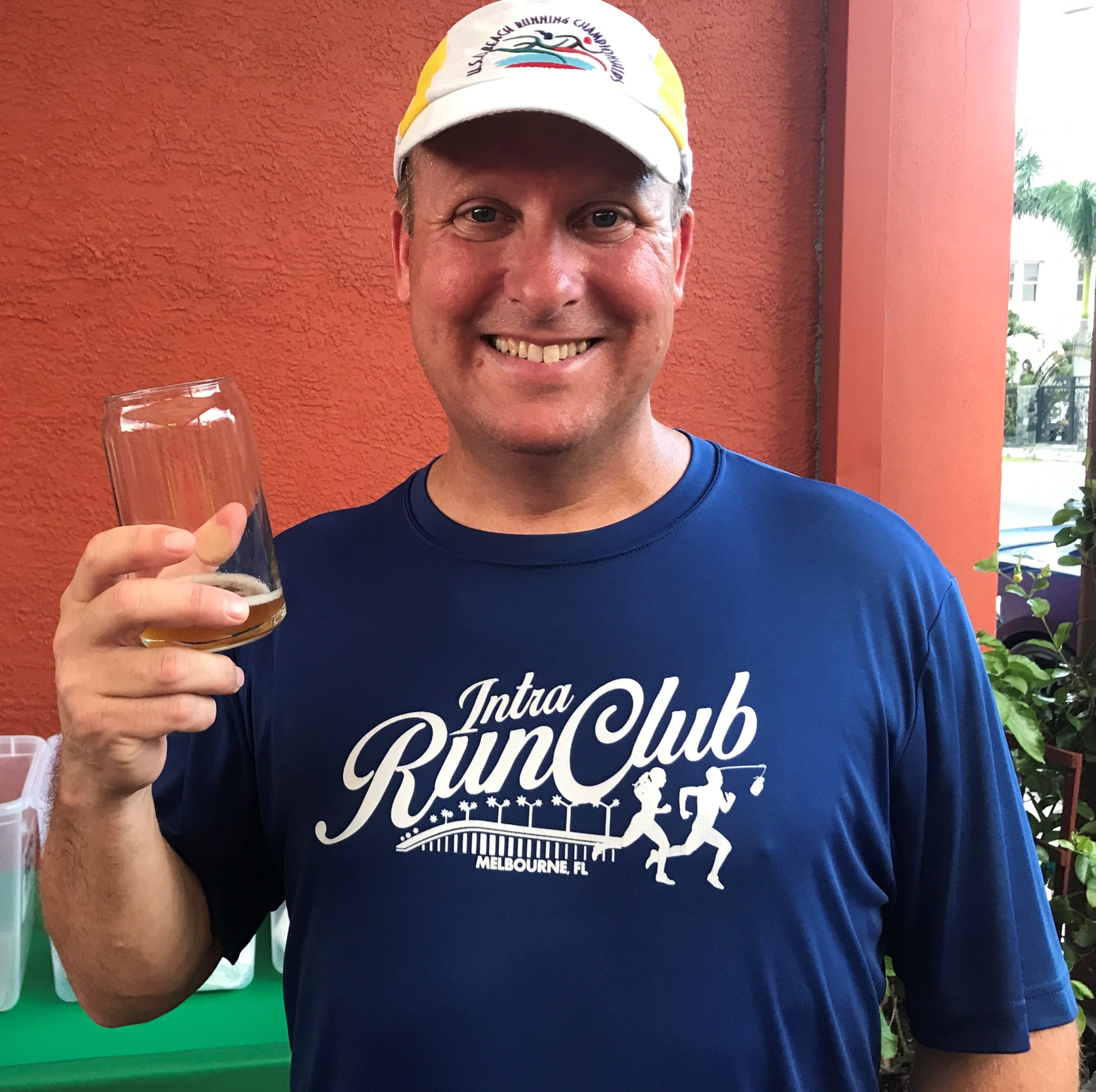 Brevard runners aren't afraid of summer heat, especially if there's beer at the end