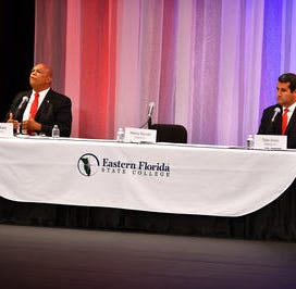 Florida House District 51 and District 52 candidates speak on the major issues in election bids