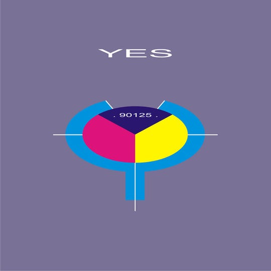 Yes 90125 came out in 1983