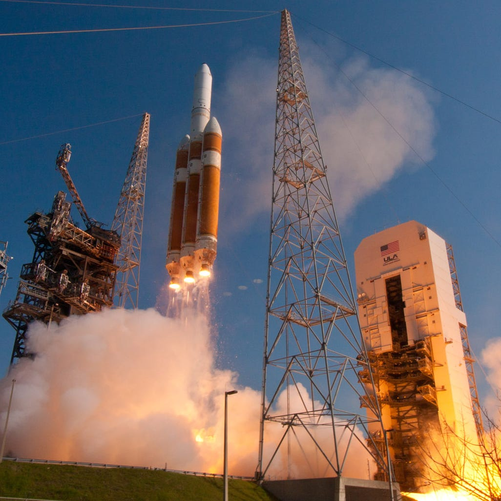 Watch NASA's Parker Solar Probe launch from Cape Canaveral on Delta IV Heavy