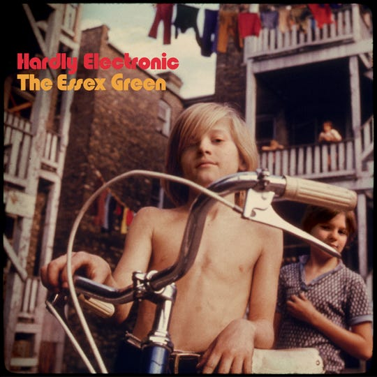 """""""Hardly Electronic,"""" the first album by The Essex Green in 12 years, was released June 29 by Merge Records."""