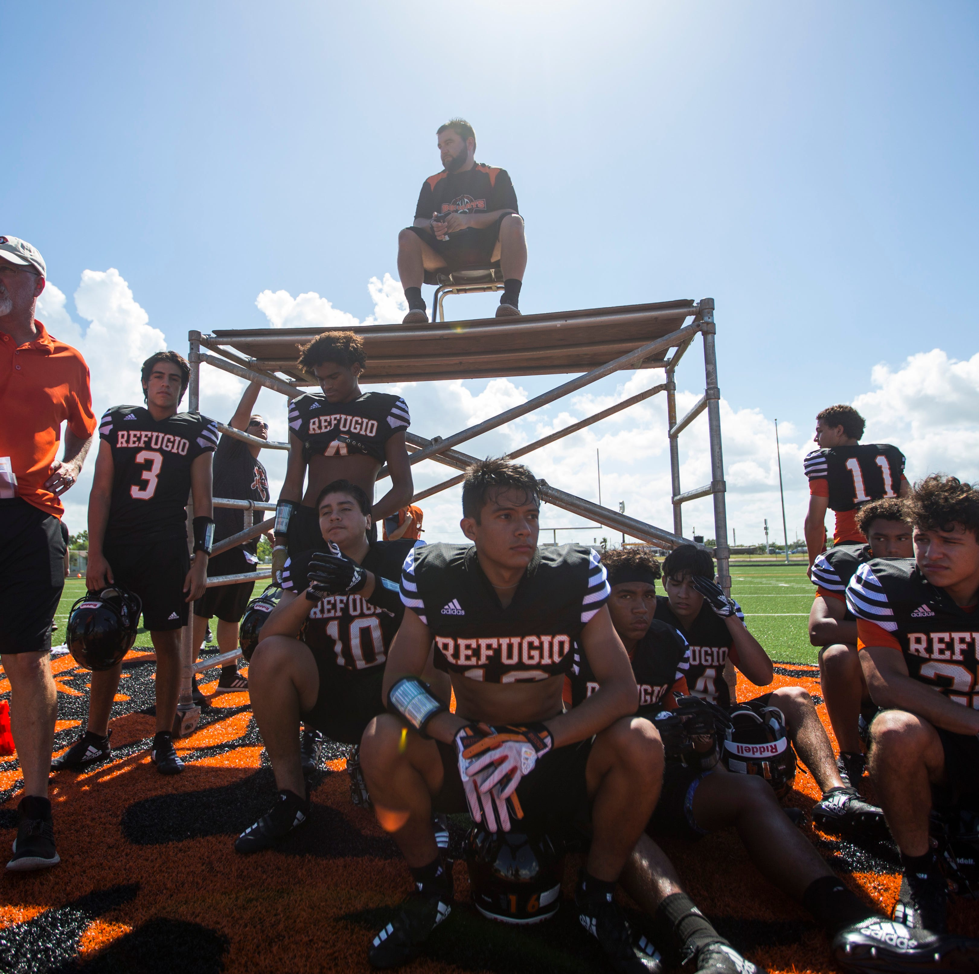 Refugio earns No. 1 spot in AP Preseason 2A high school football rankings