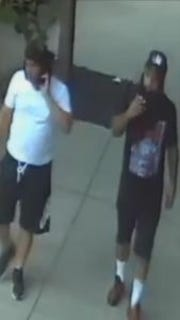 "Investigators are seeking these ""persons of interest"" in connection with Tuesday's ambush-style shooting attack on two Camden County police detectives."