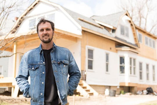 """Dan Faires, build manager said """"I am slightly biased, but I feel this is one of the most dramatic transformations HGTV has ever done!"""""""