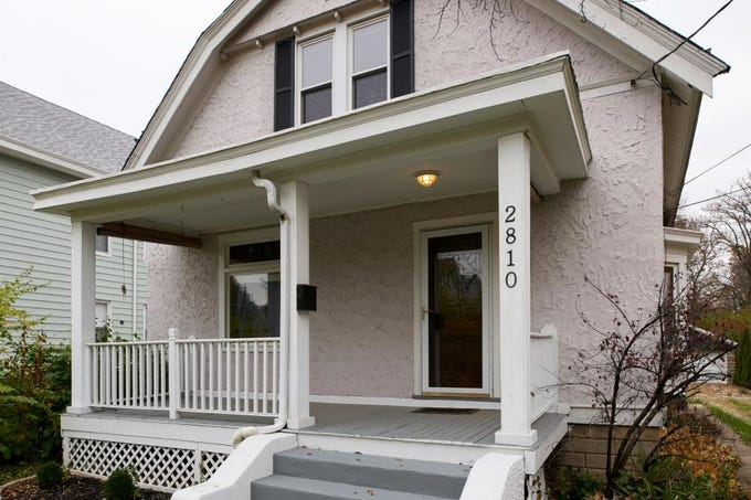 The 2018 HGTV Urban Oasis Sweepstakes is re-modeling and giving away a home in Cincinnati.