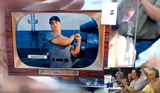 Vintage Breaks opens the very last unopened pack of 1955 Bowman baseball cards at the National convention in Cleveland, pulls a Mickey Mantle card worth $50,000.