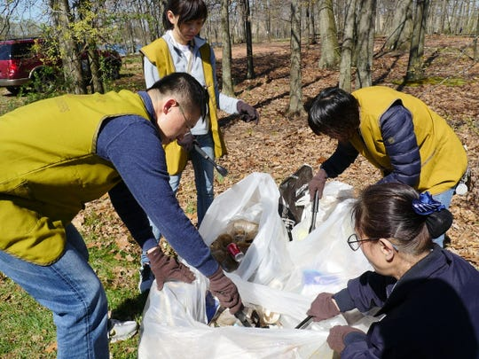 """The Tzu Chi Foundation of Central New Jersey is the recipient of the N.J. Clean Communities Council's (NJCCC) 2018 """"Volunteerism Award"""" for its """"outstanding"""" 16-year commitment to a cleaner and healthier Edison."""