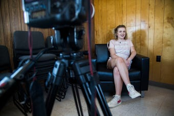 Maddie Poppe talks about life on tour.
