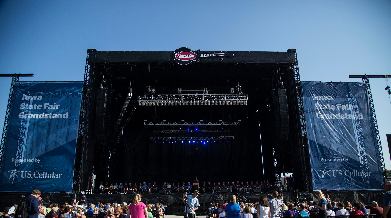 2119b448b First Grandstand concert announced for 2019 Iowa State Fair