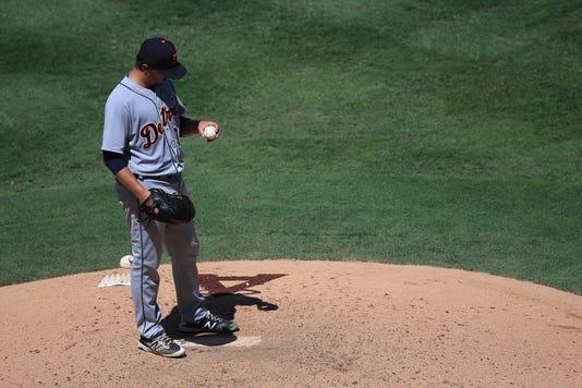 Sad Detroit Tigers, Blaine Hardy