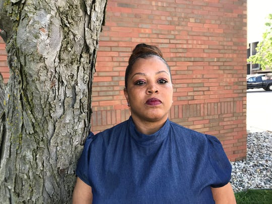 Corrections Officer Amber Dotson