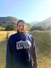 Racha Bazzi is the New Balance Runner of the Week.