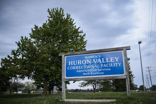 The Women's Huron Valley Correctional Facility in May 2016 in Ypsilanti.