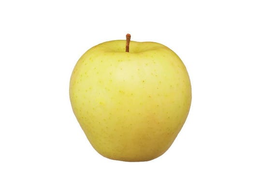 Golden Delicious: A gingerly-smooth taste. It's known for it's sweetness. Available: Sept. 19