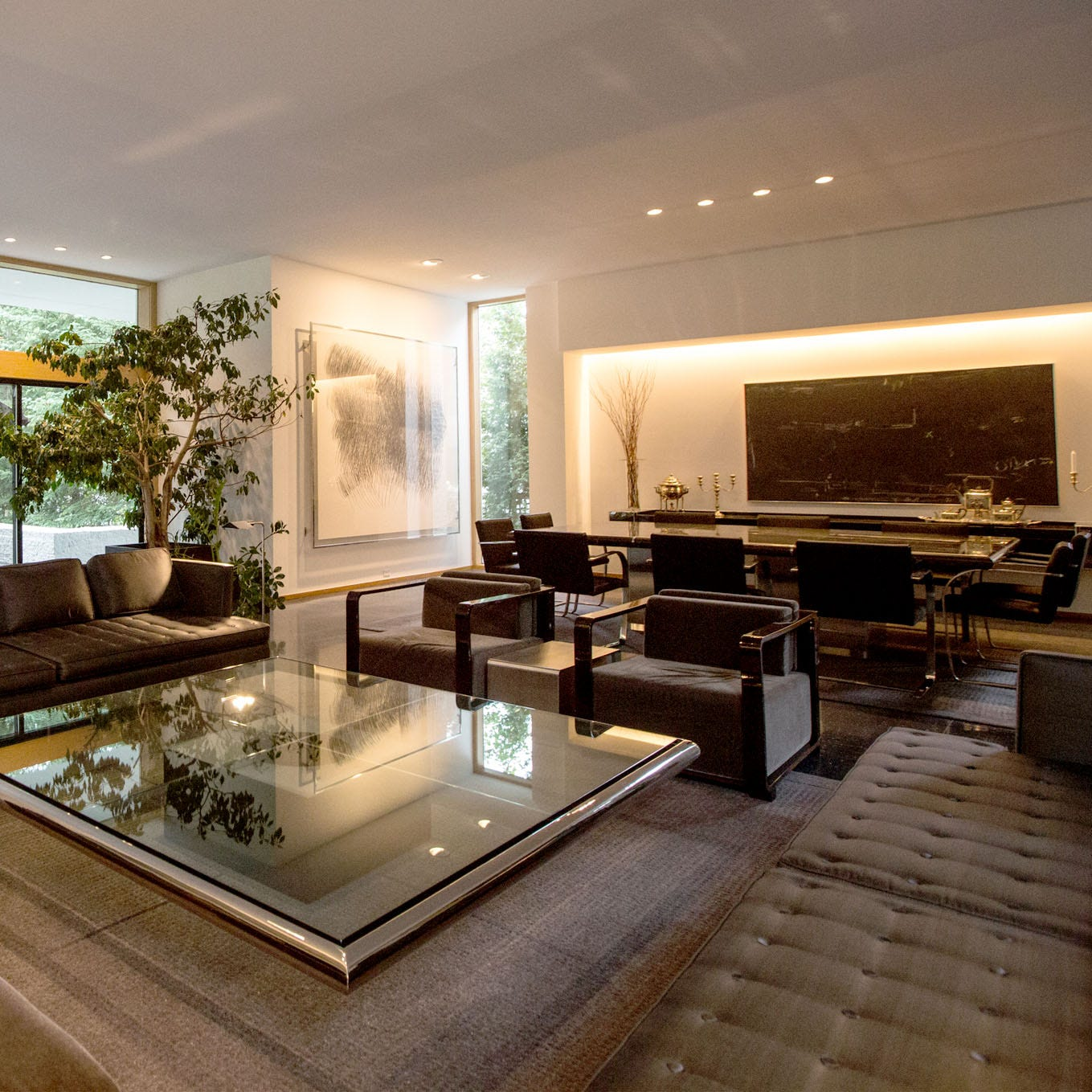 Architect Irving Tobocman's Birmingham dream home for sale