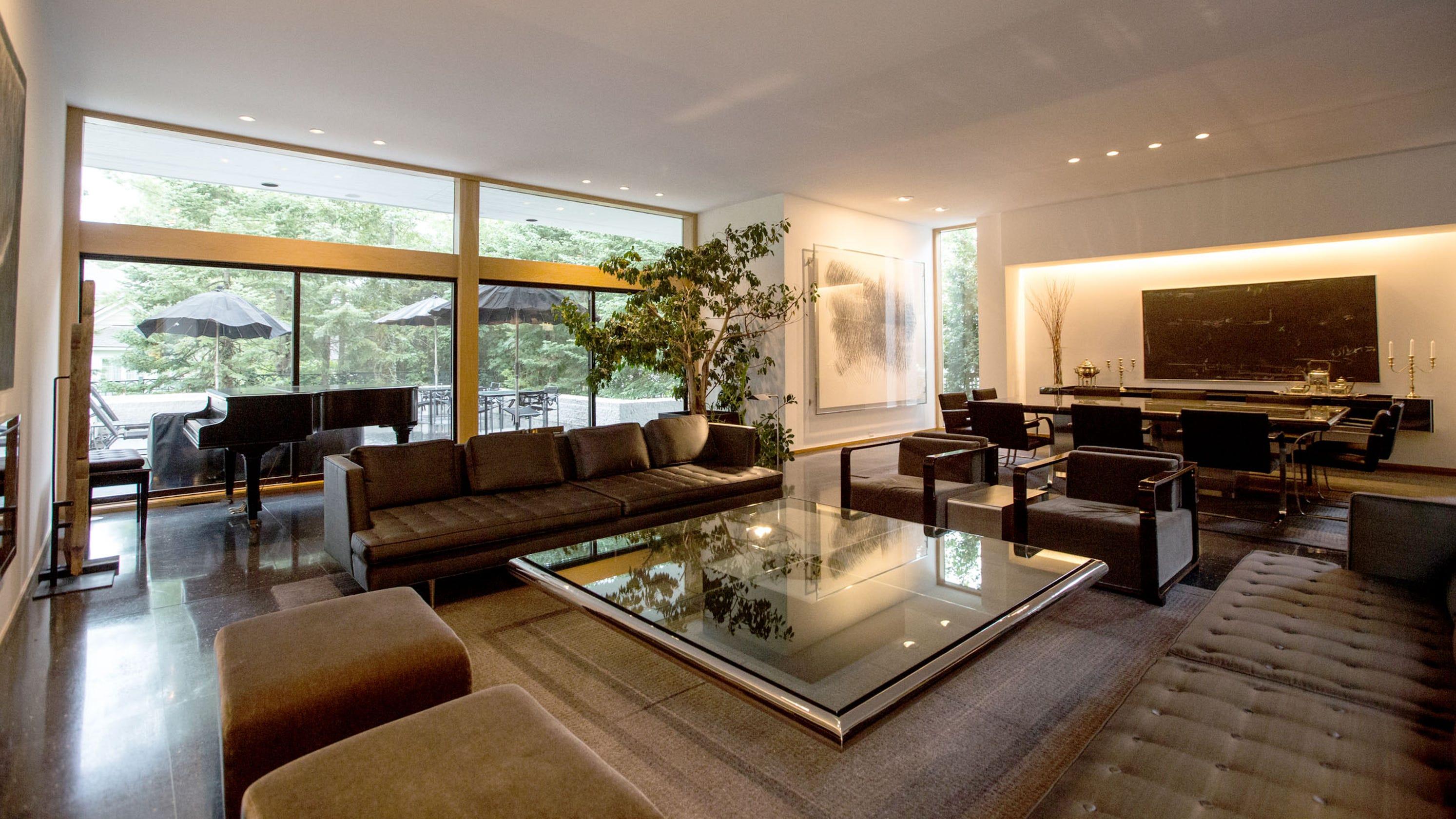 Architect Irving Tobocman\'s home for sale in Birmingham