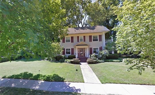 This Sears Lexington kit house is in Berkley.