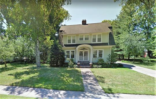 This Sears Martha Washington kit home is in Berkley.
