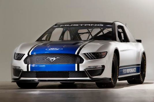 Ford Performance And Design Teams Worked Together On New Model To Create Compeive Race Car That Remains True Its Heritage Photo Motor Co