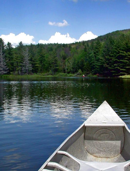Canoe Image