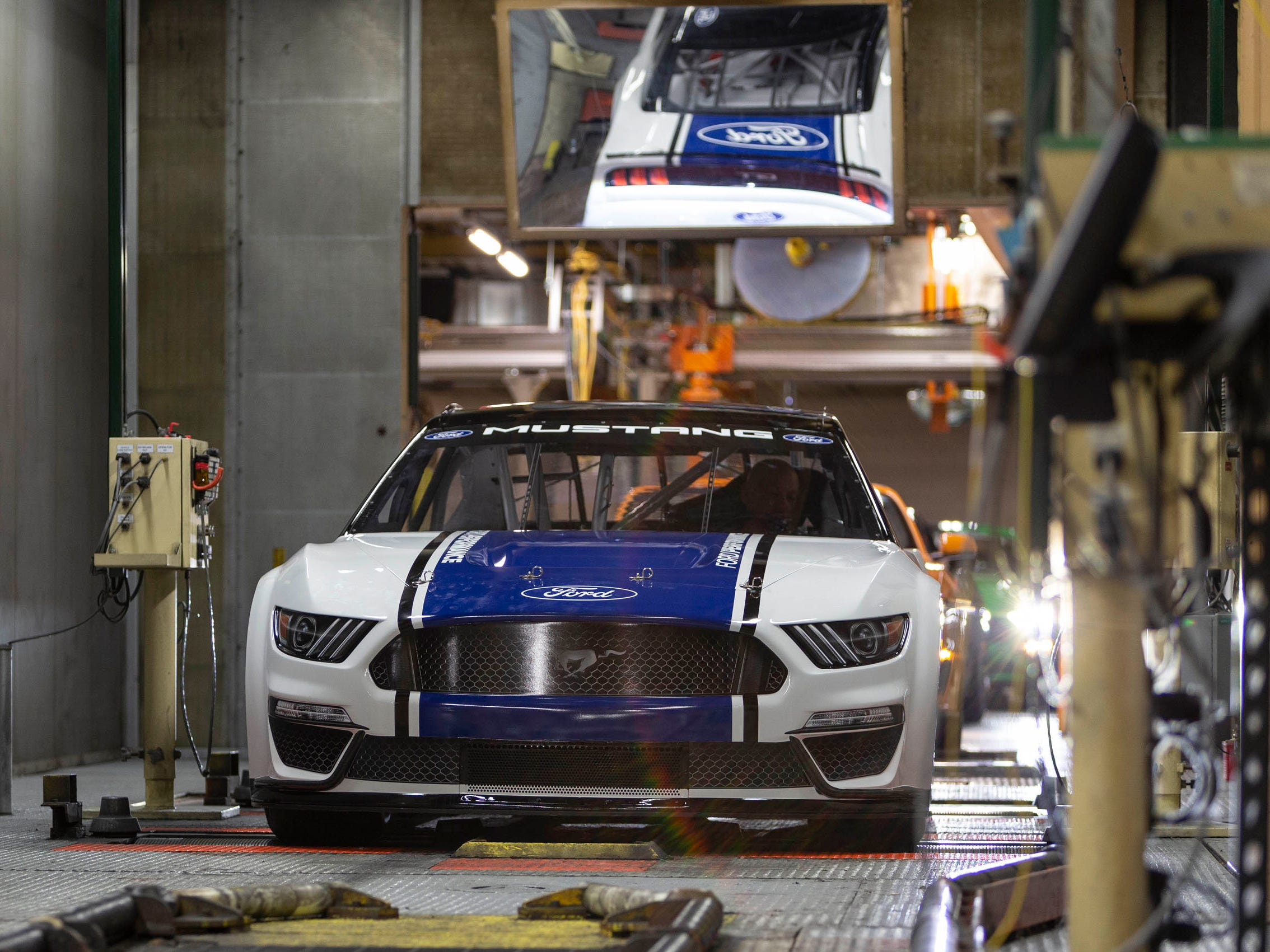 Ford Performance and Ford Design teams worked together on new model to create competitive race car that remains true to its heritage.