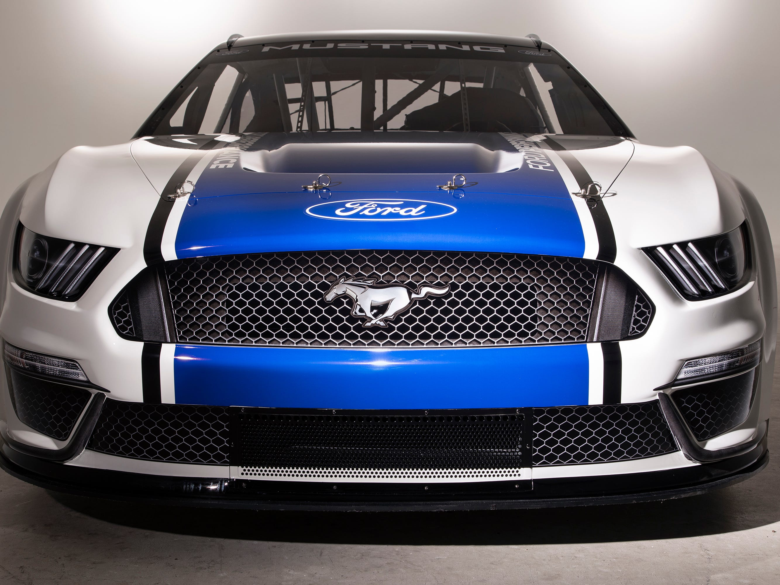 "Steve O'Donnell, NASCAR executive vice president and chief racing development officer says, ""Our sport eagerly anticipates the performance, style and fanfare the Mustang will bring to the track each weekend beginning at the 2019 Daytona 500."""